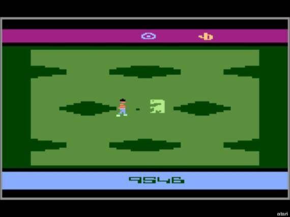 인류 역사상 최악의 게임, 아타리의 '이티'가
