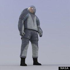 NASA 신형 우주복