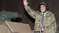 아베, 전쟁할 수 있는 일본