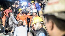 터키 탄광서 폭발사고...