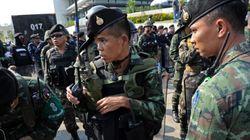 태국 군부 계엄령