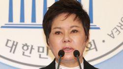 송영선 막말 논란