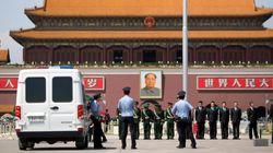 중국에서 달리던 버스 폭발... 테러