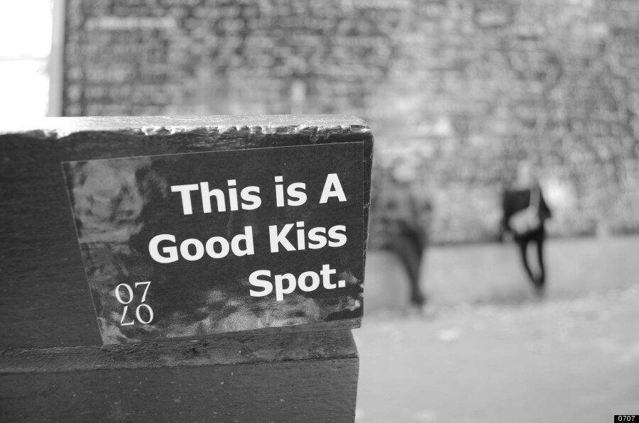 예술가가 추천하는 '키스 하기 좋은