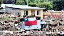 '불의 고리' 속 칠레, 잇단 지진
