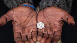 구걸의 처벌은 빈곤의
