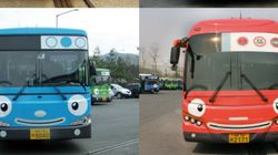 오늘, 서울시청에서 '꼬마버스 타요'를