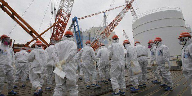 일본 정부, 후쿠시마 방사능 수치