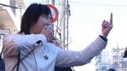 '혐한 시위'에 반대하는 청년은 왜 우익이