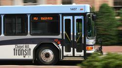 채플힐의 공짜버스