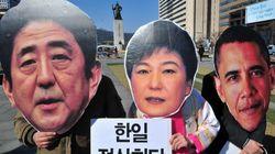 박근혜 대통령 다음주 아베 총리 만나긴