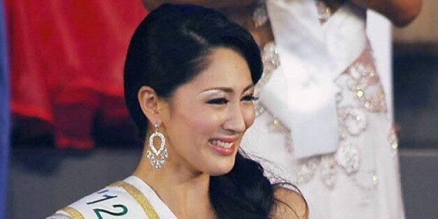 2012년 미스 인터내셔널 우승자인 일본인 요시마쓰 이쿠미(吉松育美·26)씨가 미국 라디오 방송 프로그램에서 일본군 위안부 문제에 대해 '소신발언'을 한 사실이 알려져