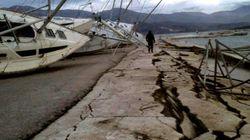 '흔들리는' 중남미 국가들...도미노 지진