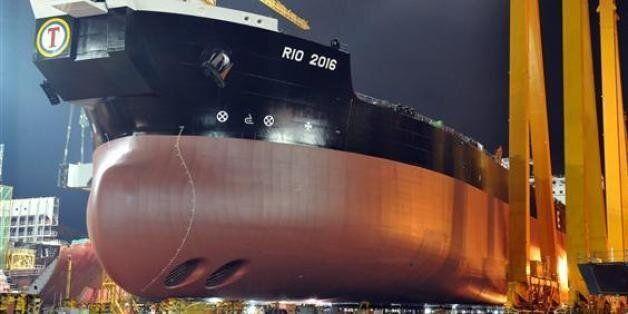 한국 조선업이 중국을 제치고 다시 세계 시장점유율 1위를
