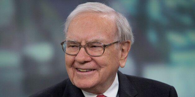버크셔 해서웨이의 회장 겸 CEO 워렌 버핏. 사진: Scott Eells/Bloomberg / Getty