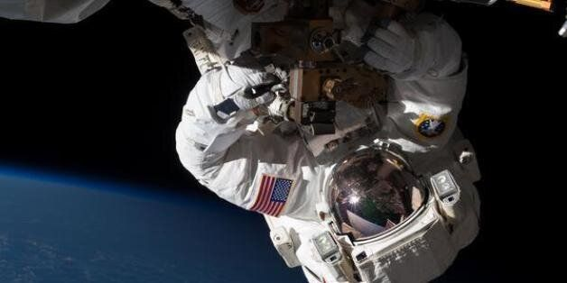 '그래비티'를 위해 띄운 나사(NASA)의