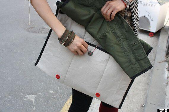 이 가방은 무엇으로
