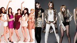 소녀시대 vs