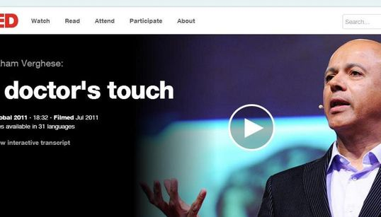 원격진료의 위험성을 알려주는 의사의 TED