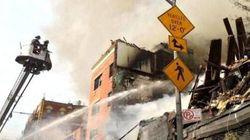뉴욕 맨하튼 빌딩 폭발, 3명