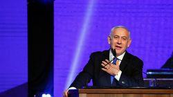 """Netanyahu plaide pour un """"gouvernement sioniste fort"""" après les"""