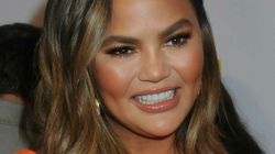 Chrissy Teigen FaceTimes Friendly Stranger After Accidentally Tweeting Her Email