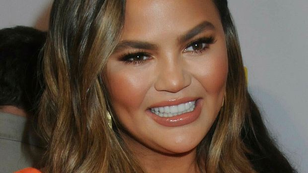 Photo by: Demis Maryannakis/STAR MAX/IPx 5/29/19 Chrissy Teigen at Sesame Workshop's 50th Anniversary Benefit Gala at Cipriani Wall Street in New York City.