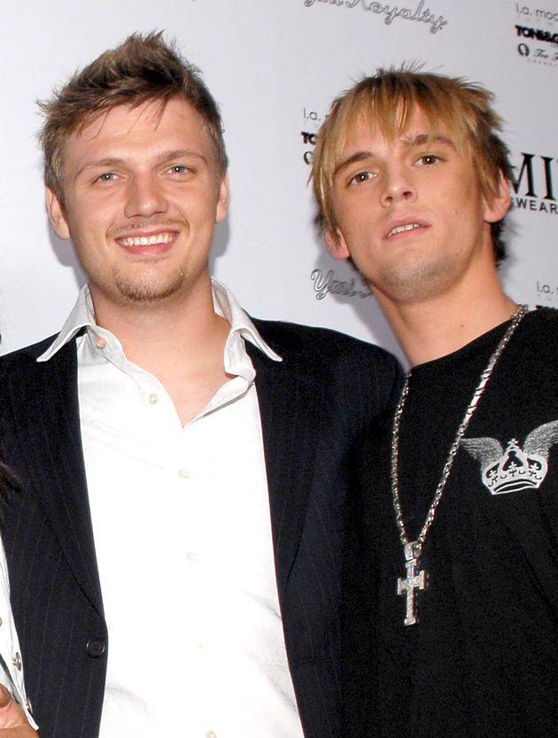 Backstreet Boys Star Nick Carter Granted Restraining Order Against Brother Aaron