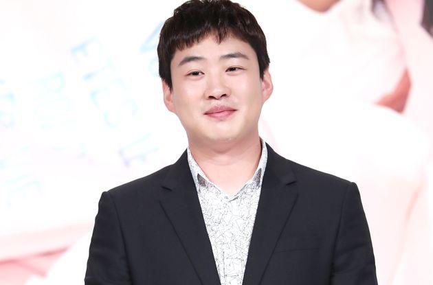 배우 안재홍 측이 결별 보도에 입장을