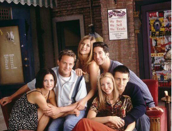 Η τηλεοπτική σειρά «Φιλαράκια» («Friends») γιορτάζει 25 από την προβολή του πρώτου