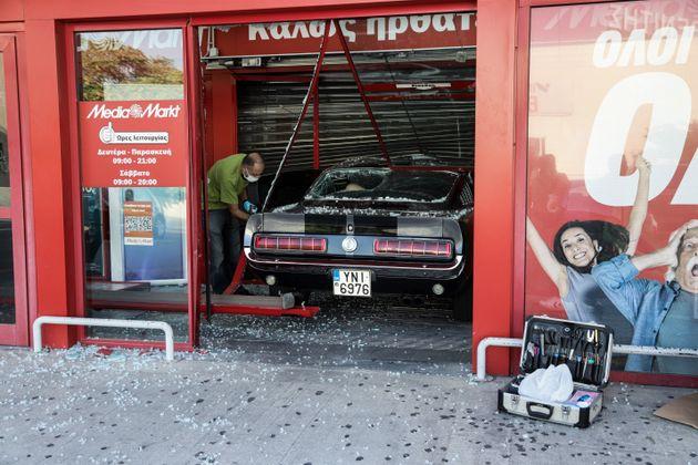 Eurokinissi/car