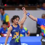 Wrestler Vinesh Phogat Qualifies for 2020 Olympics In