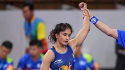 Wrestler Vinesh Phogat Qualifies for 2020 Olympics In