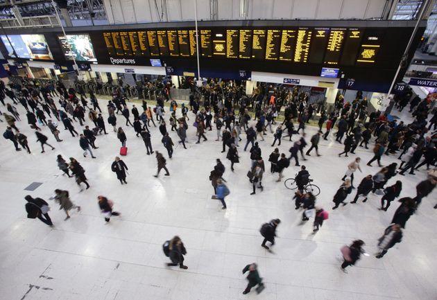 Waterloo Station Death: Engineer Killed Working On Moving Walkway