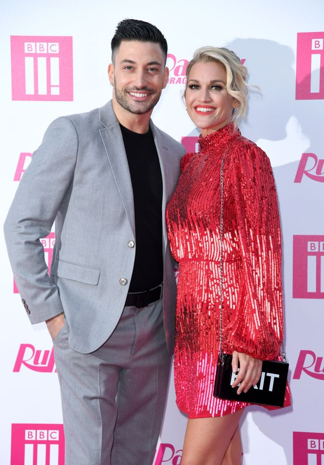 Giovanni Pernice and Ashley