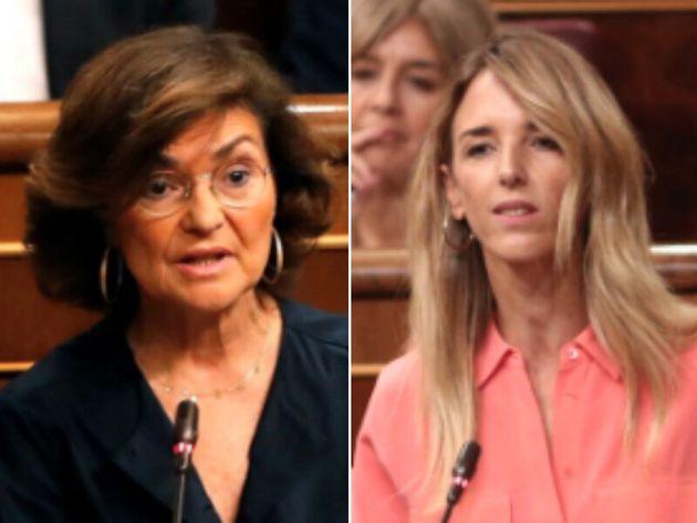 Carmen Calvo y Álvarez de