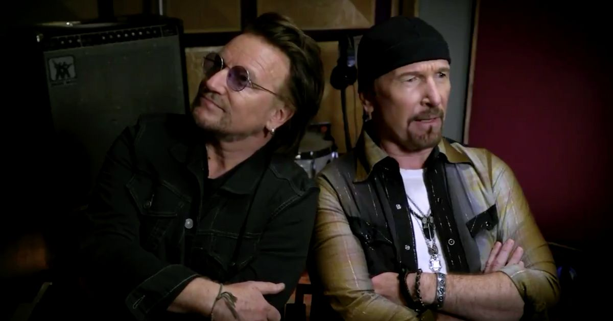 U2 Is Getting Love And Hate For Its Mumbai Concert