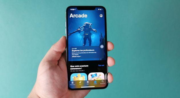 Apple Arcade veut vous sevrer des jeux mobiles