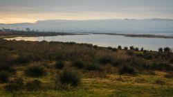 Η λίμνη Κορώνεια πεθαίνει από ανεπάρκεια της