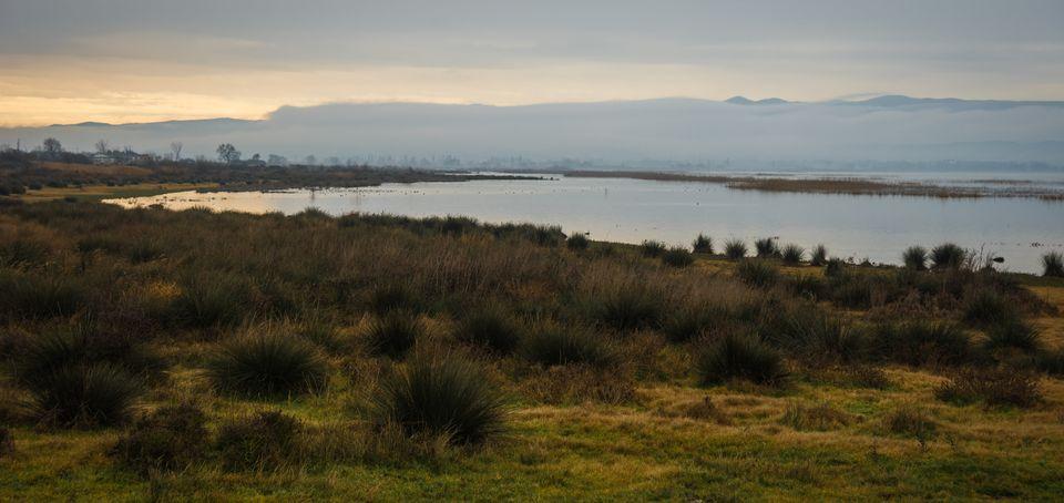 Λίμνη Κορώνεια (φωτογραφία