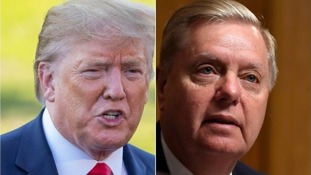 Trump and Graham