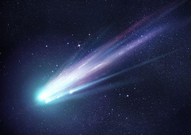 Οι πρώτες μετρήσεις σχετικά με τον νέο διαστρικό κομήτη που