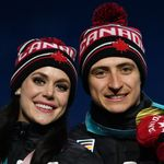 Canada's Skating Sweethearts Virtue, Moir Are