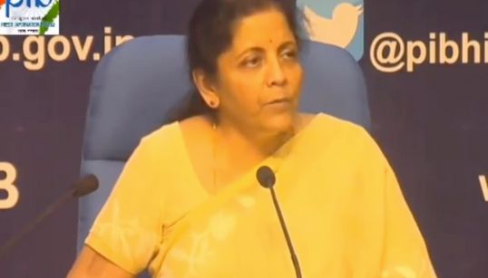 Nirmala Sitharaman's E-Cigarette Ban Announcement Has Confused People For One Big