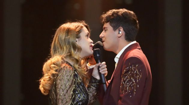 Amaia Romero y Alfred García, representantes de España en Eurovisión