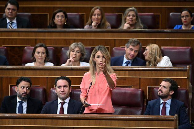 Cayetana Álvarez de Toledo en el