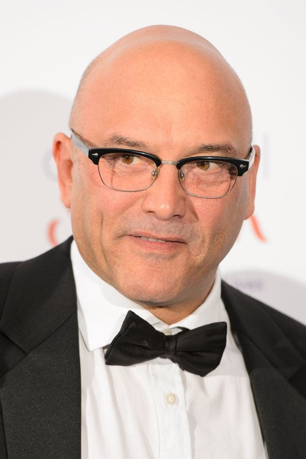 Gregg Wallace Shows Off Impressive Four Stone Weight Loss In Topless Selfie