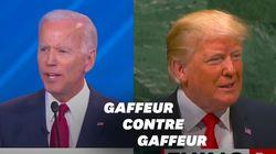 Le camp Trump s'amuse en vidéo des gaffes de Biden. Et