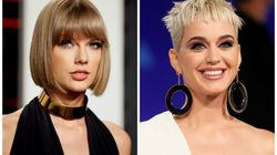 Katy Perry Says She And Taylor Swift Ended Feud At Encouragement Of Young