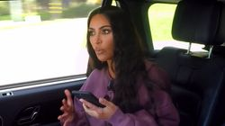 Kim Kardashian's Security Team Tackles Kris